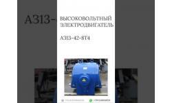 ВЫСОКОВОЛЬТНЫЙ ЭЛЕКТРОДВИГАТЕЛЬ АЗ13-42-8Т4