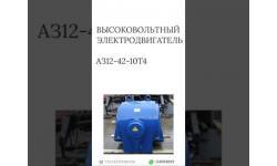 ВЫСОКОВОЛЬТНЫЙ ЭЛЕКТРОДВИГАТЕЛЬ АЗ12-42-10Т4